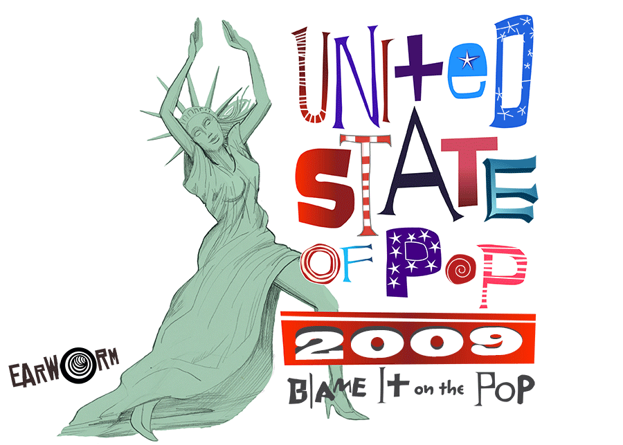United State of Pop - Dont Stop the Pop